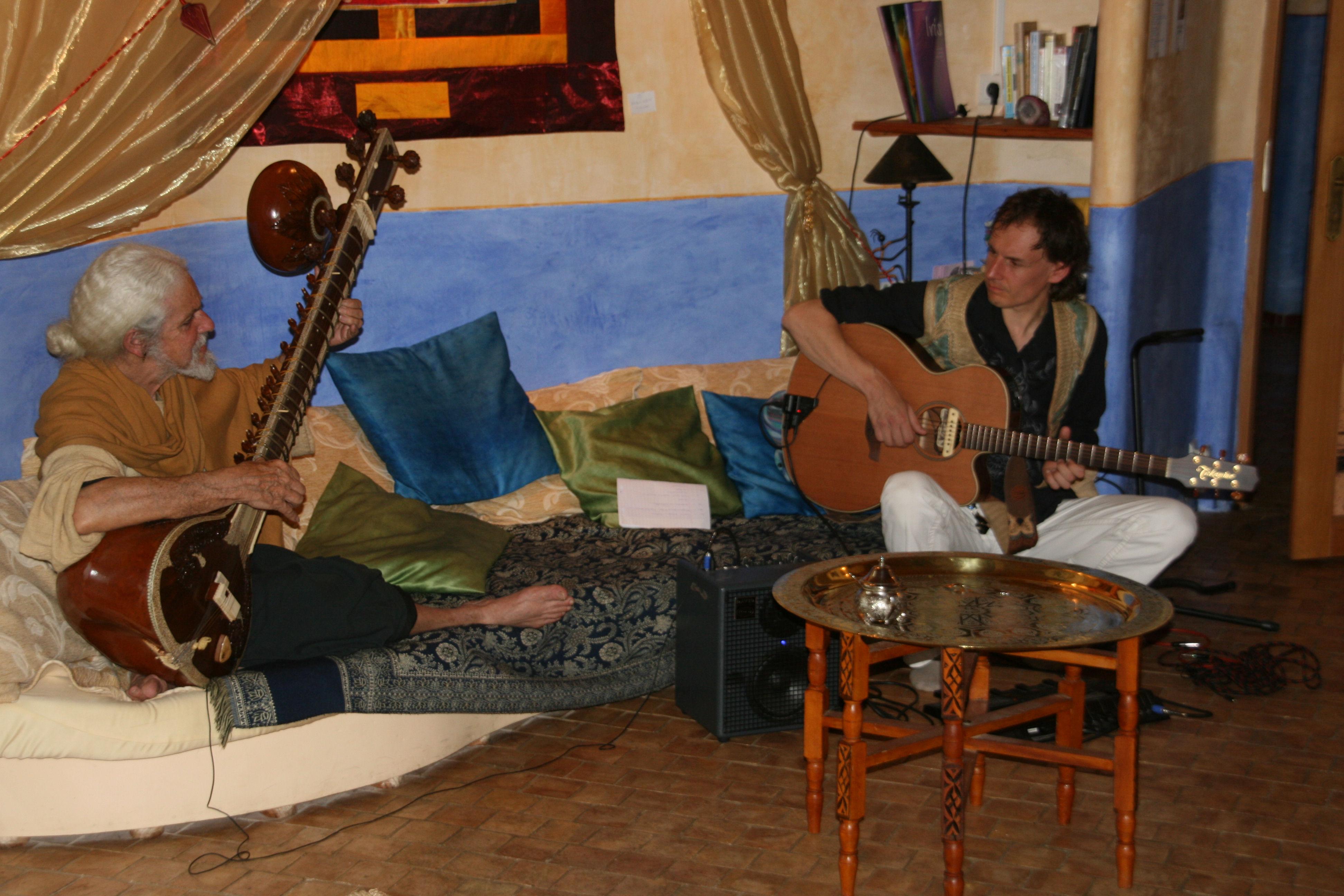 laurent danis musique Gangadhar